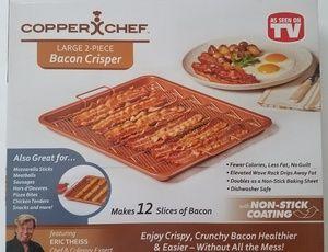 Copper Chef Bacon Crisper